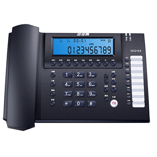 HCDOO7(198)TSD 电话机